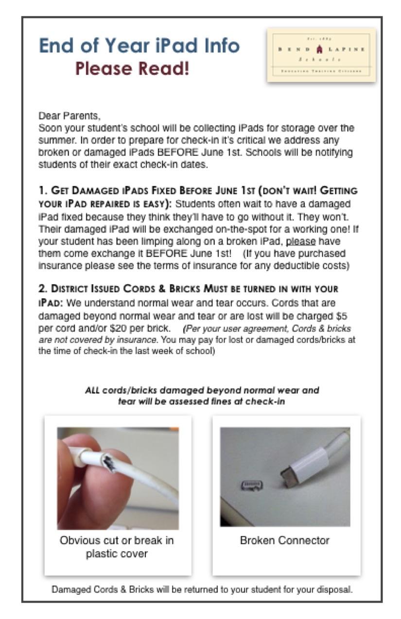 Bend-La Pine Schools :: More Details Here!