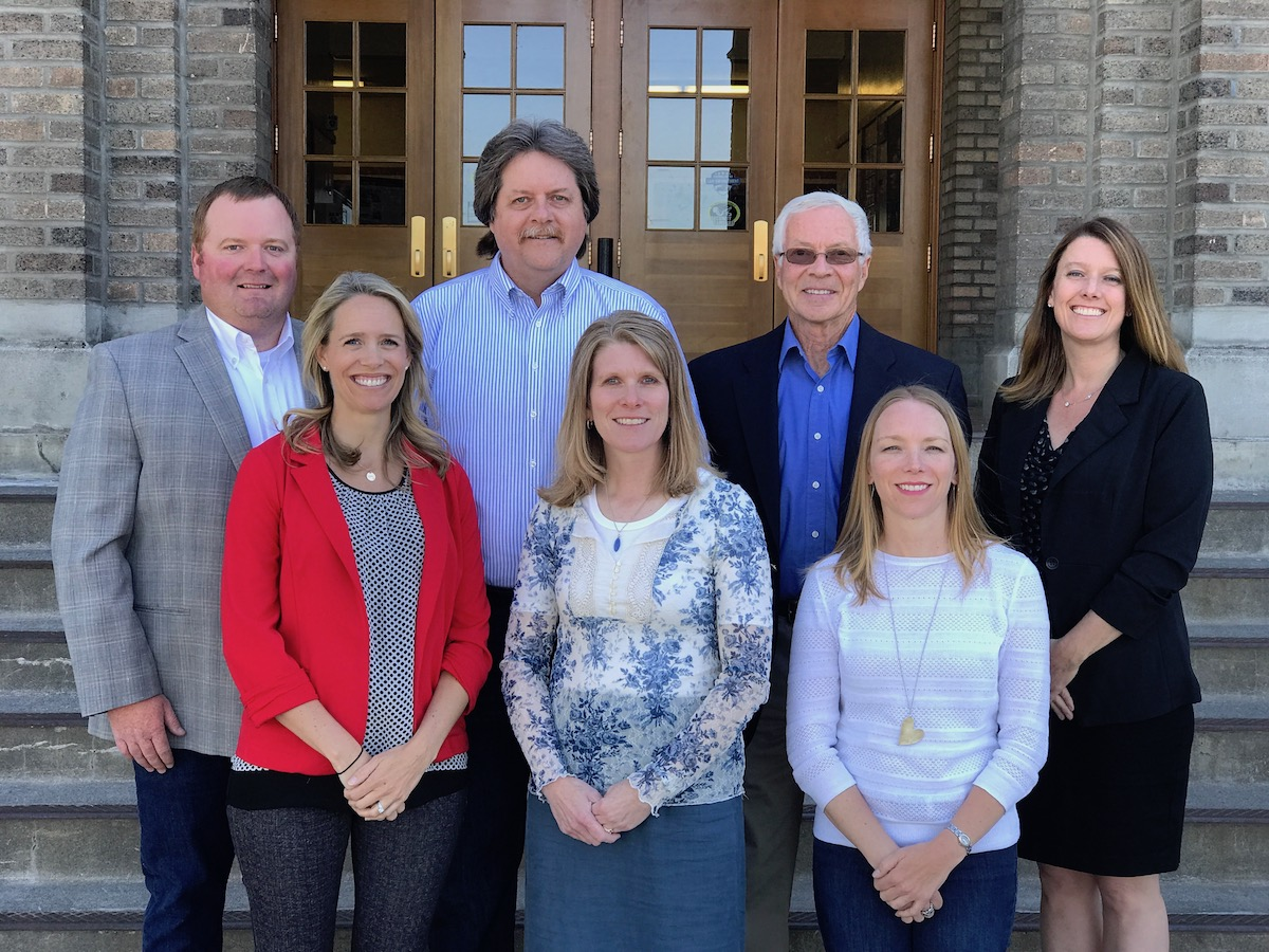 School board members for 2017-18