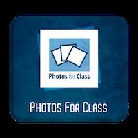 Photos for Class icon