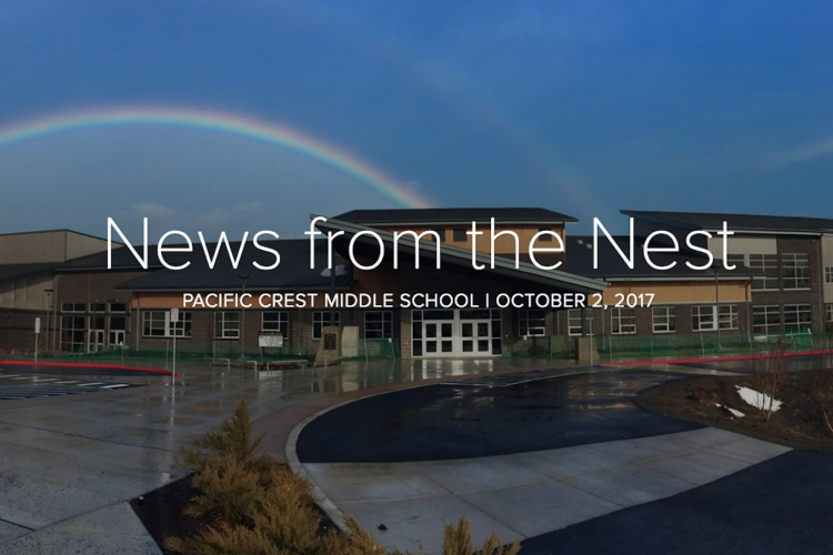 News from the Nest 4/25/19