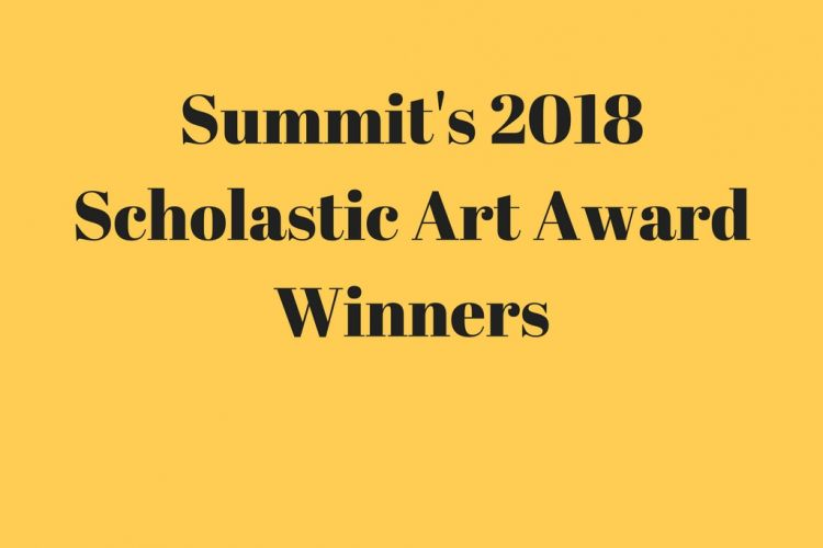 Congratulations to our Scholastic Art Award Winners!