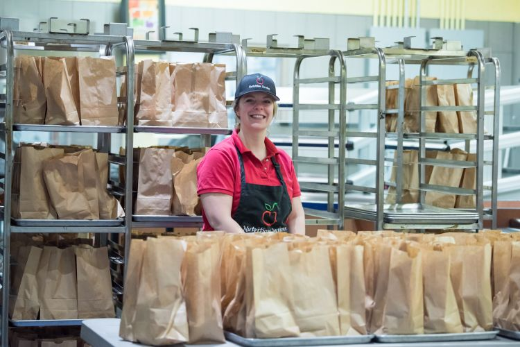 Expanded Grab and Go Meals Begin March 30