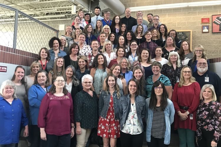 70 Staff Honored for Excellence