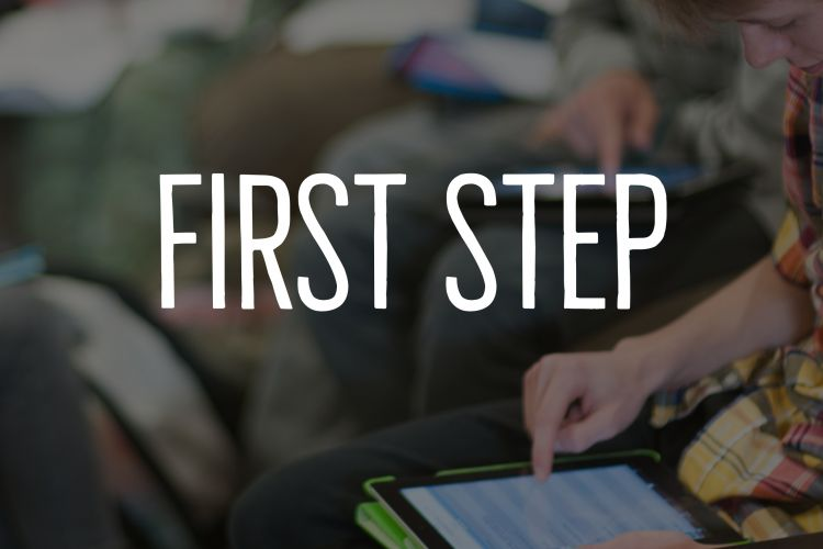 Download First Step App Today