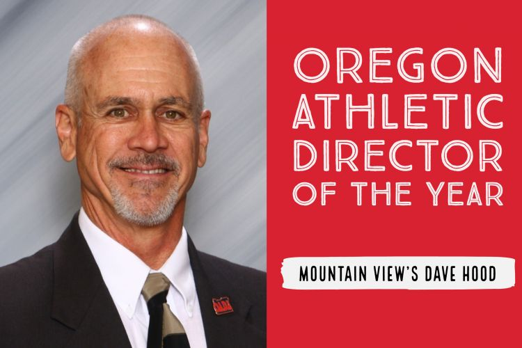 Hood is Oregon AD of the Year