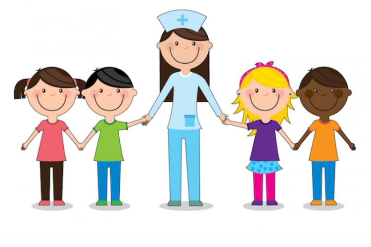 Image result for nurse scoliosis clipart