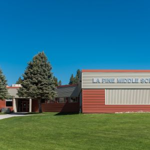 La Pine Middle Principal Forum Set