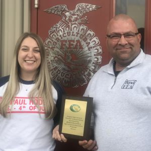 Mountain View Home to Best Ag Program in State
