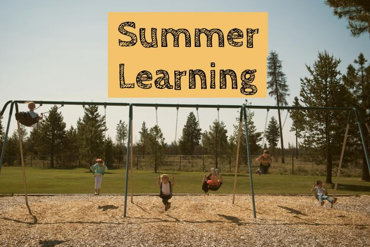Summer Learning Opportunities Available